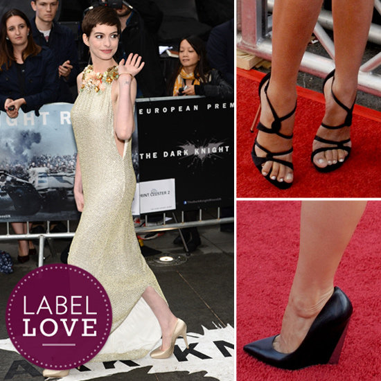 Hollywood's Latest Shoe Crush! Italian Luxury Shoe Brand Casadei