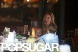 Kate Hudson Hangs With Her Boys Ryder and Bing