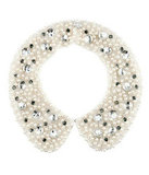 I love this  H&M collar necklace ($25). It's eye-catching, feminine, and plain 'ol pretty. Pair it with a button-up top for a stylish spin on a classic piece.    -– Colleen Doyle, editorial intern