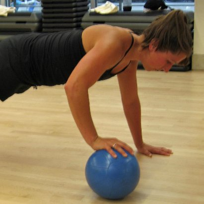 Strength training exercises for swimmers popsugar fitness - Swimming pool exercises to lose weight ...