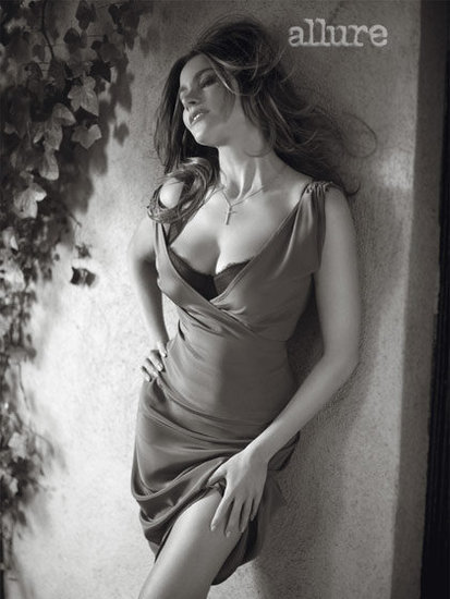 Sofia Vergara posed for Allure magazine.