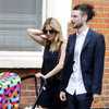 Sienna Miller and Tom Sturridge With Baby | Pictures