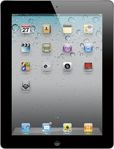 Apple iPad ($521)