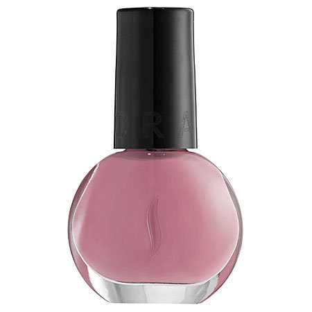 Pink nail polish is the ultimate Summer color, but I'm never ready to give it up when Fall rolls around. So I compromise with this  Sephora Nailpolish ($4), in the perfect shade of pinkish mauve.   -– Colleen Doyle, editorial intern