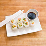 Spring Roll Sushi Recipe