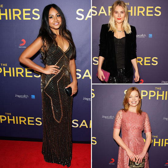 Red Carpet Round-Up from The Sapphires Sydney Premiere