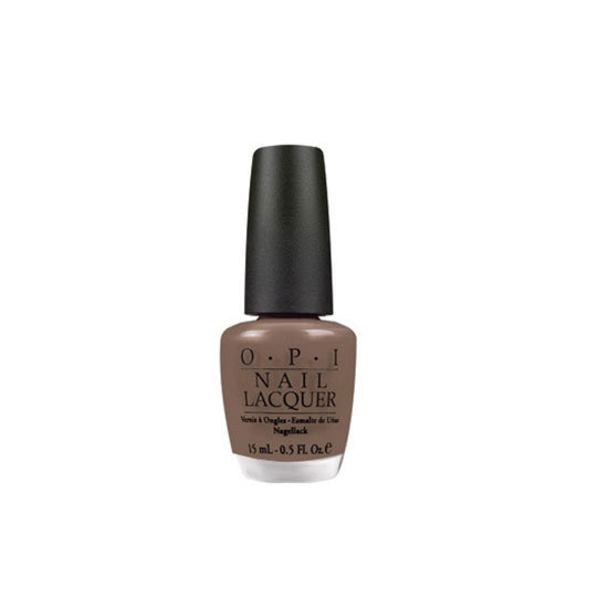 OPI Nail Lacquer in Over the Taupe, $16.96