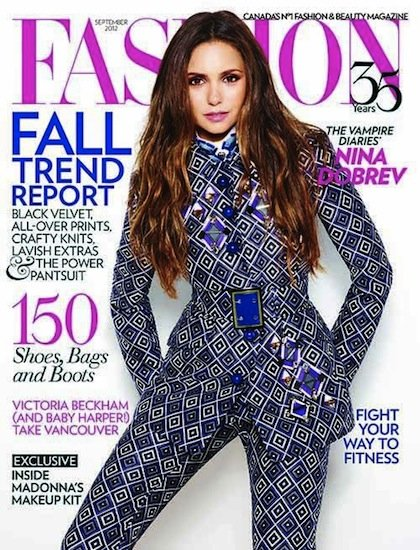 Fashion September 2012