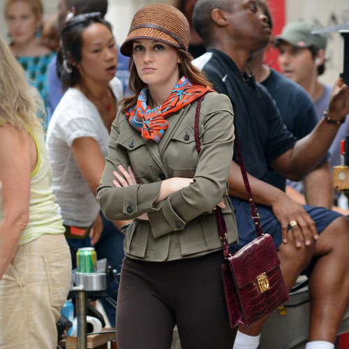 Leighton Meester Cloche Hat (Gossip Girl)