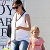 Jennifer Garner Prepares For Timothy Green Release Pictures