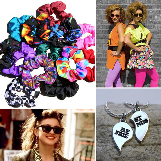 Fashion Trends From the '80s and '90s