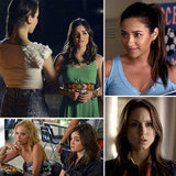 See what all the Pretty Little Liars stars are wearing this season.