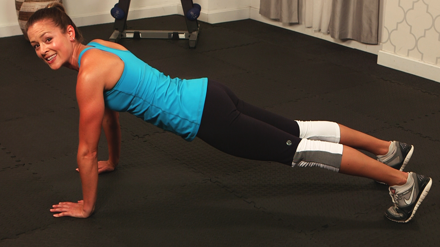 Perfect Your Push-Up With These Tips!