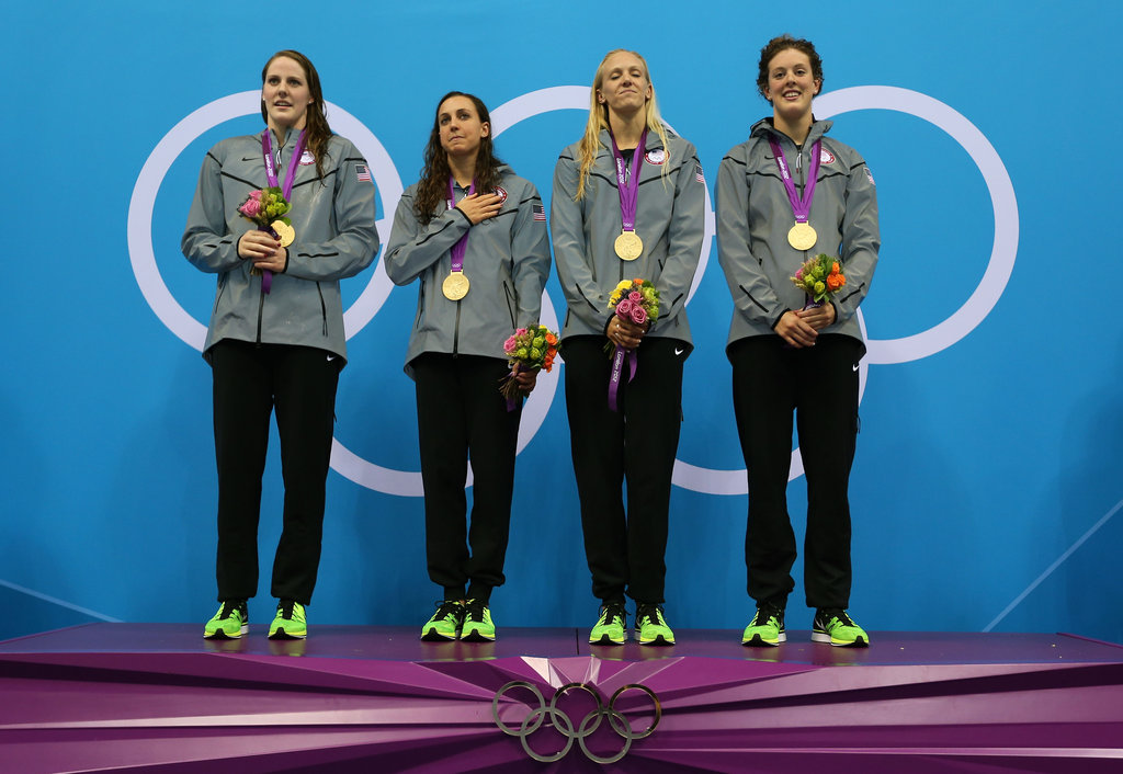 US Women's 4x100-meter Medley Relay