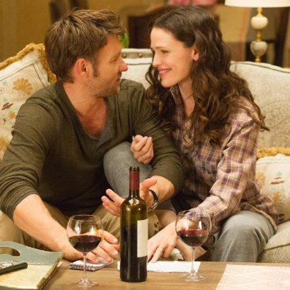 Jennifer Garner and Joel Edgerton in The Odd Life of Timothy Green (Video)