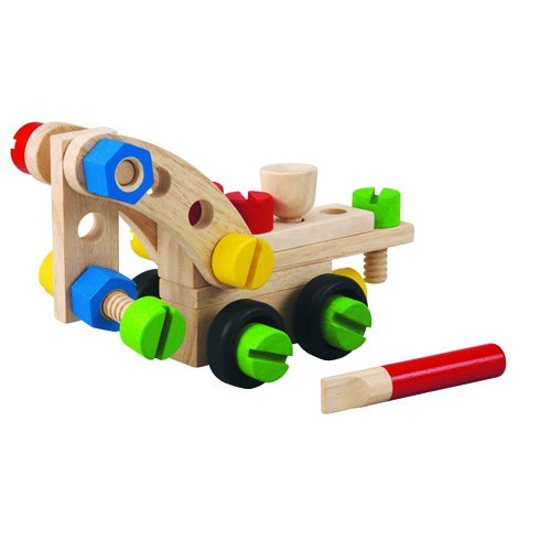 PlanToys 30 Construction Set ($36)