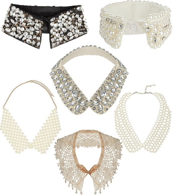 terrablack :: Adornment :: Embellished Collars
