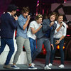 One Direction Pictures Performing at 2012 Olympics Closing Ceremony
