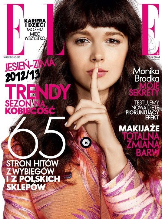 Elle Poland September 2012