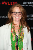 Melissa Leo arrived at the screening of Lawless in NYC.