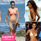Happy 46th B-Day Halle Berry — See Her Hottest Swimsuit Pictures