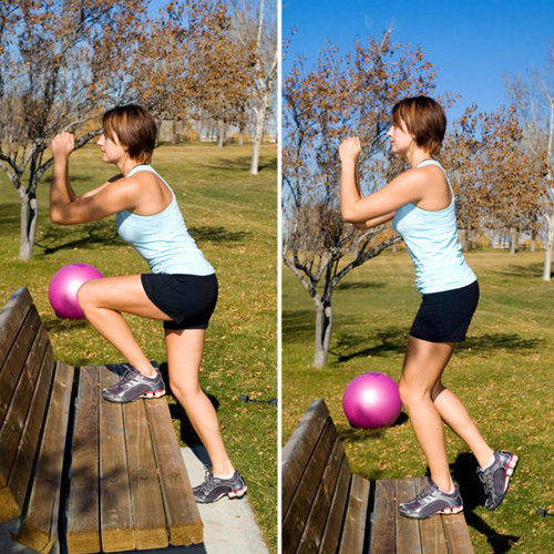 Park Bench Strength-Training Exercises