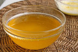 Strain the Clarified Butter