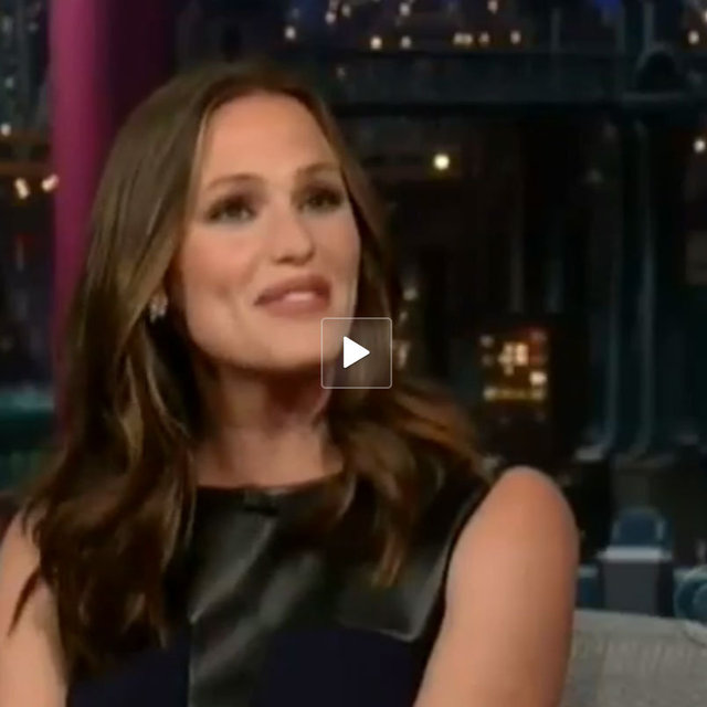 Jennifer Garner Talks About Baby Samuel | Video