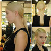 Get the Gwyneth Paltrow Ponytail from the David Jones Spring Summer Fashion Launch