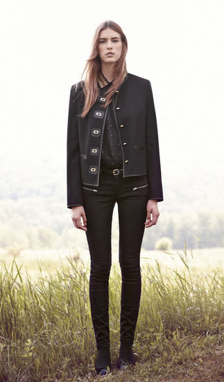 Club Monaco Fall 2012