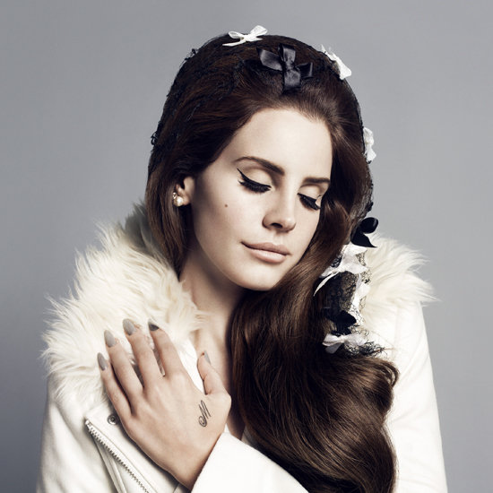 Lana Del Rey Beauty Looks From H&amp;M Autumn Campaign