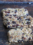 Make Your Own: Granola Bars