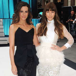 Kate Beckinsale at London Total Recall Premiere