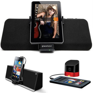 Kindle Fire Speakers