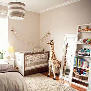 Shared Baby and Parent Room