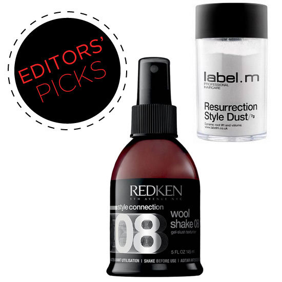 Editors' Picks: Our Top 5 Quick-Fix Hair Styling Products