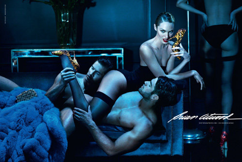 Brian Atwood Fall 2012 Ad Campaign