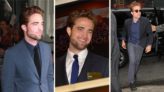 Video: See Robert's Hottest Cosmopolis Press Stops — Reviews Are in!