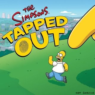 The Simpsons iPhone Game