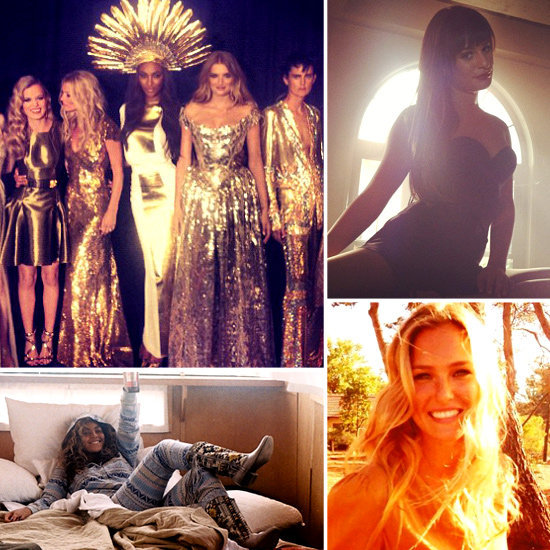 Check our favorite celebrity social media snaps from their fun-filled week.