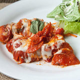 Recipes: Chicken With Pepperoni Marinara Sauce