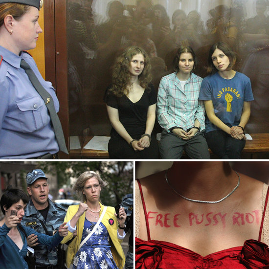 Supporters Unite Around the World For Feminist Punk Band Sentenced in Russia
