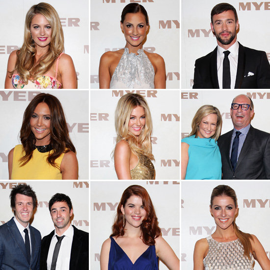 Myer Launches Spring/Summer 2013 With Stylish Australian Stars