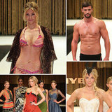 Jennifer Hawkins Sizzles in a Bikini and Kris Smith Goes Shirtless For Myer