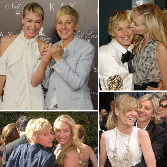 Ellen DeGeneres and Portia de Rossi's Sweetest Couple Moments