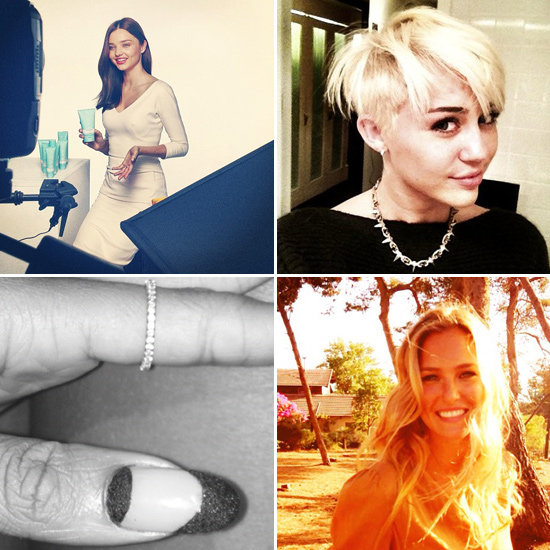 Candids: See What Miranda Kerr, Miley Cyrus & More Have Been Up to This Week