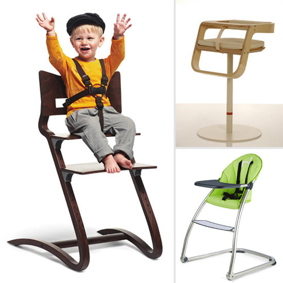 6 Modern High Chairs to Blend in With Your Room Decor