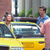 Liam Hemsworth on Set With Amber Heard | Pictures