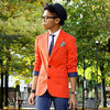 Menswear Trend Street Style | Fall 2012