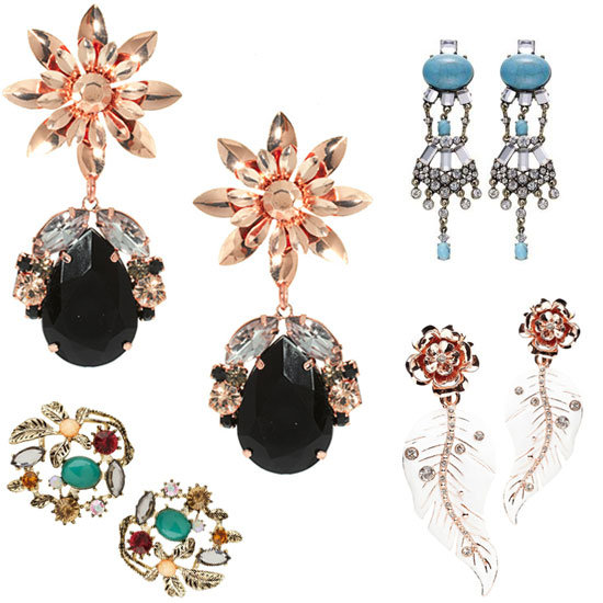Desk-Bound Buys: Top Five Heirloom Earrings